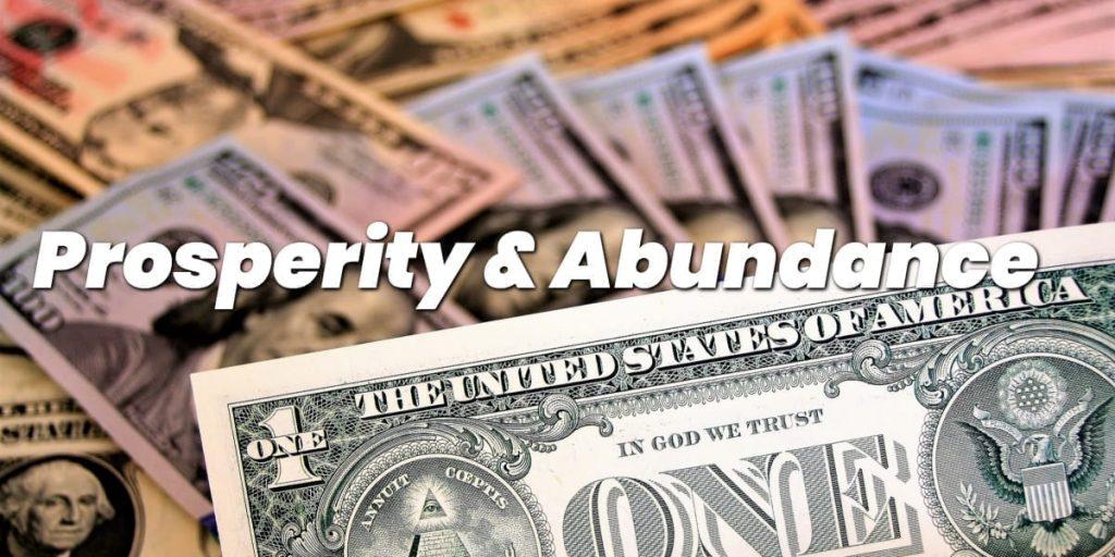 Prosperity and Abundance, $10 Million Ancestral Notes Galighticus.com