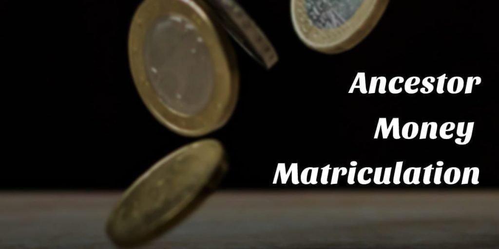 Big Gun $10 Quadrillion Ancestor Money Note helps with Matriculation. - Galighticus.com