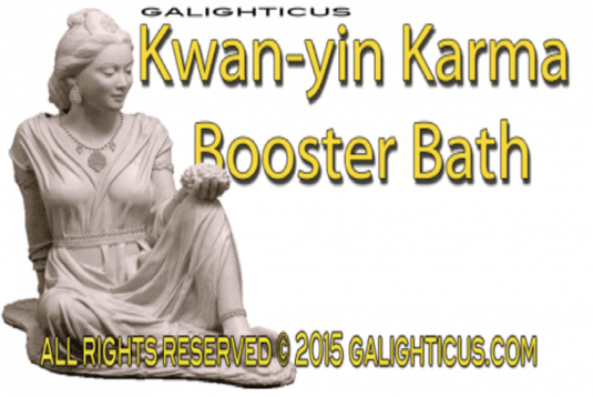 Kwan-yin Karma Booster Bath