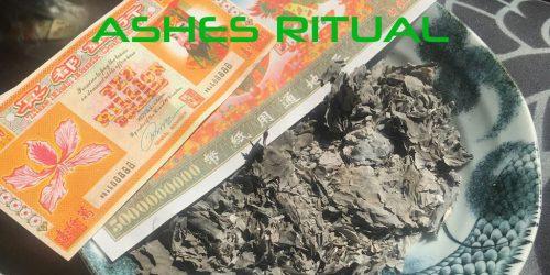Ancestor Money ASHES